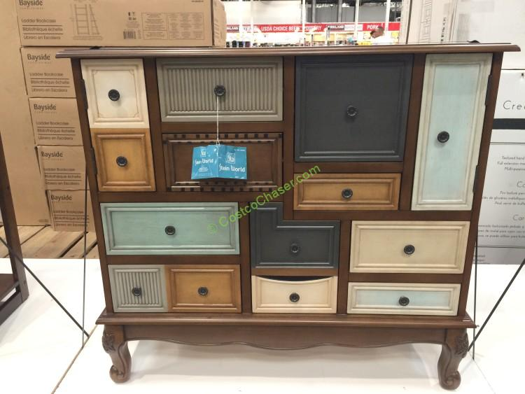 stein world multi drawer chest costcochaser 15021 | costco 1024894 stein world multi drawer chest