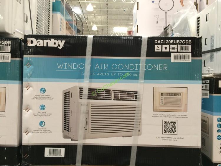 Danby DAC120EUB7GDB 12K BTU Window AC
