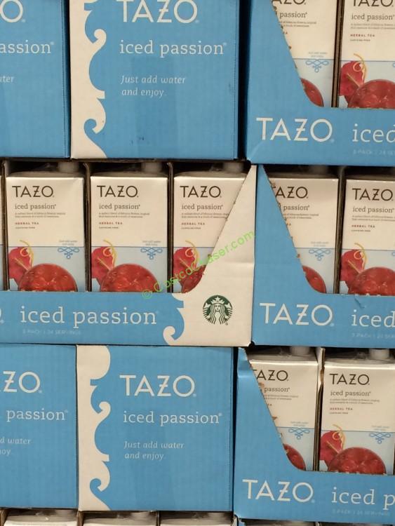 TAZO Iced Passion Tea 3/32 Ounce