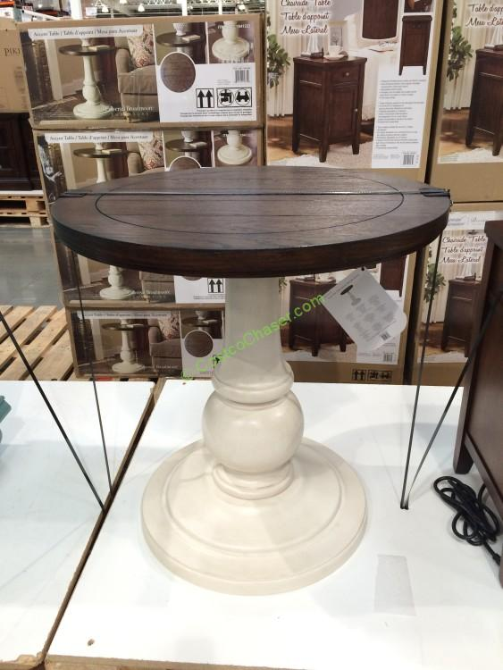 "Universal Furniture 28"" Round Accent Table – CostcoChaser"