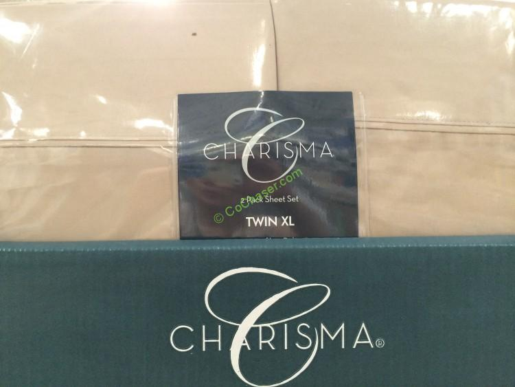 Charisma Twin XL 2 Sheet Sets