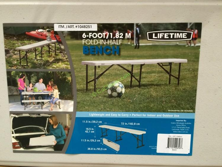 Costco-1048251-Lifetime-Product- 6FT-Fold-in-Half-Beach-face