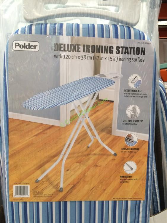 Costco 1050958 Polder Ironing Board Face