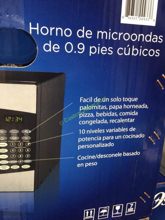 morphy richards microwave oven demo