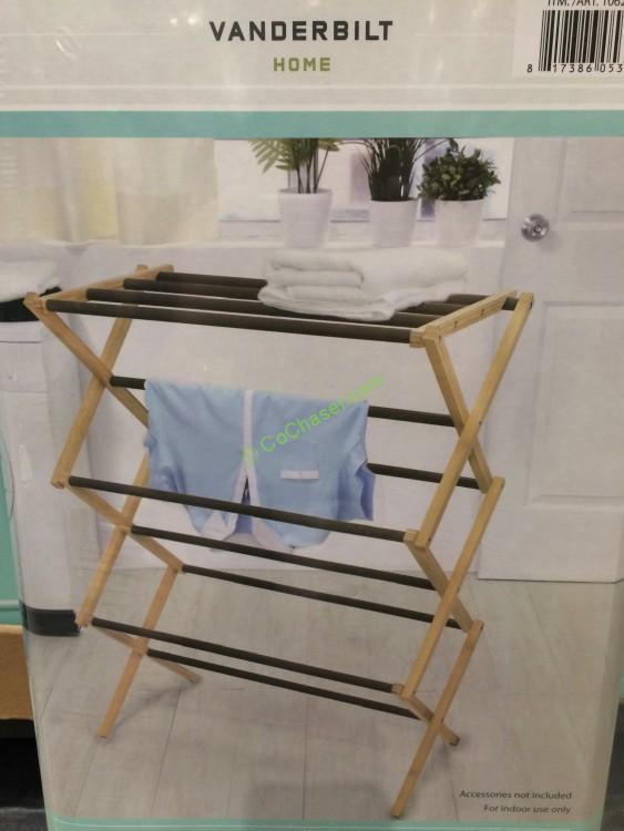 costco clothes rack laundry costcochaser 14092