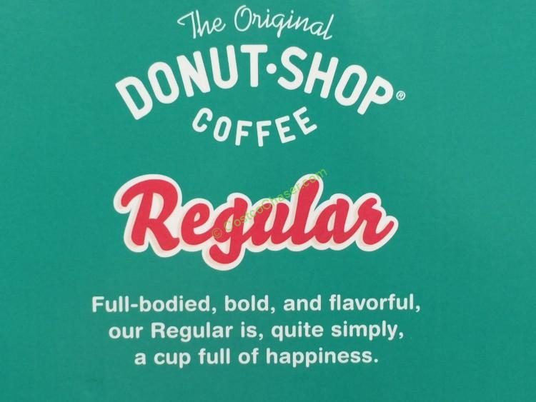 Donut Shop K Cups 100 Count