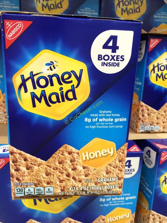 Nabisco Honey Maid Grahams 57.6 Ounce Box