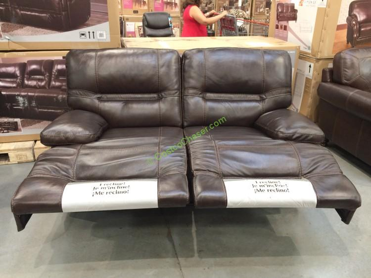 Top Grain Leather Sofa Costco | Home design ideas