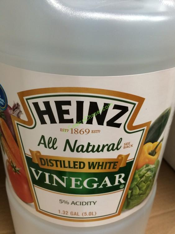 Heinz White Vinegar 1 32 Gallon Jug Costcochaser