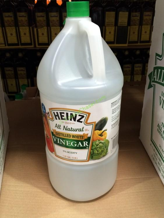Heinz White Vinegar 1 32 Gallon Jug Costcochaser