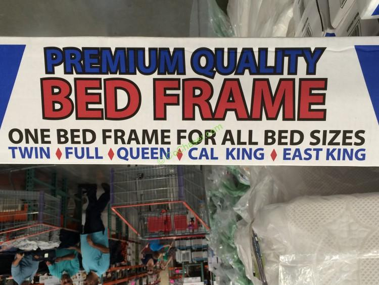 costco 593297 hollywood bed frame universal bed frame mark2
