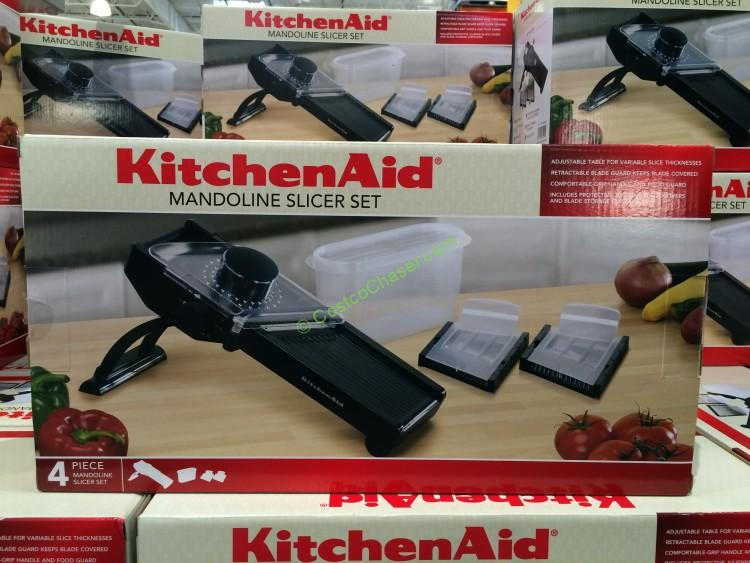 Costco 669963 Kitchenaid Mandoline Slicer Box