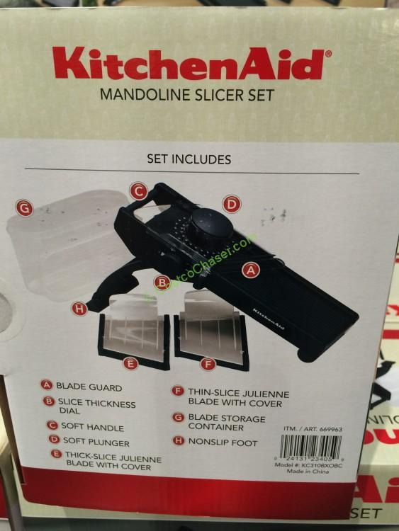 Costco 669963 Kitchenaid Mandoline Slicer Part