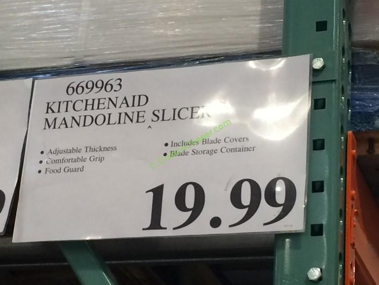 Kitchenaid Mandoline Slicer