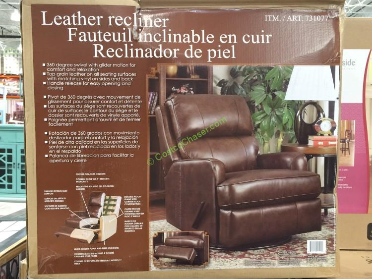 Costco-731077u2014Synergy-Leather-Recliner-box : costco leather recliner - islam-shia.org