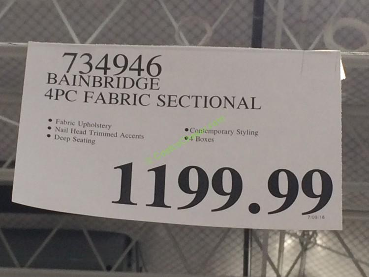 Costco-734946-Bainbridge-4PC-Fabric-Sectional-tag