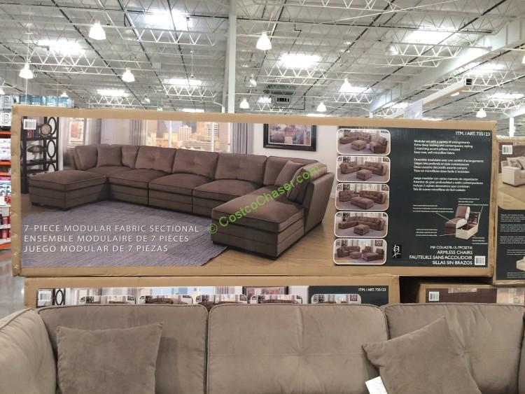 Costco-735123-Bainbridge-7PC-Modular-Fabric-Sectional-box