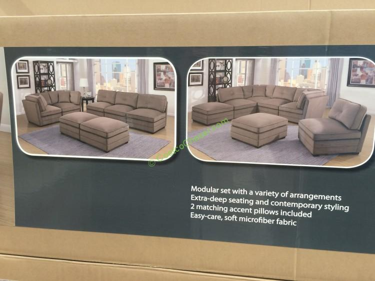 Costco-735123-Bainbridge-7PC-Modular-Fabric-Sectional-way