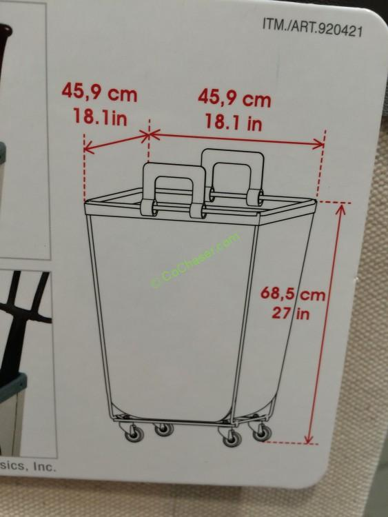 Costco-920421-Seville-Classics-Canvas-Hamper-Cart-size