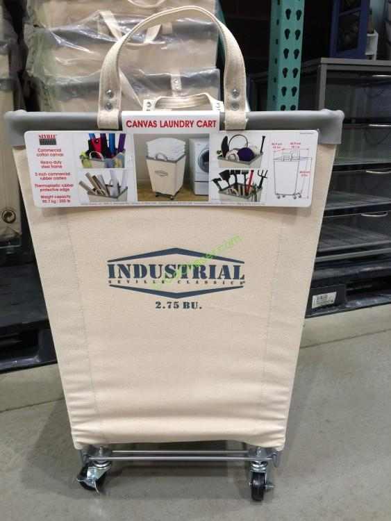 Costco-920421-Seville-Classics-Canvas-Hamper-Cart
