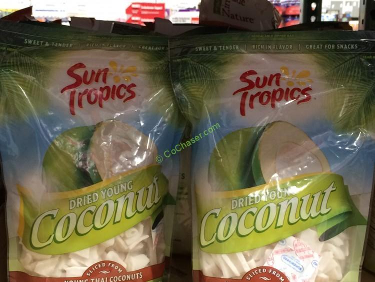 Costco 9477 Sun Tropics Dried Young Coconut All Costcochaser