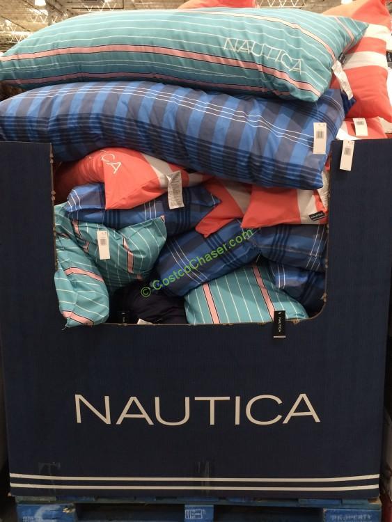 Nautica Body Pillow Costcochaser