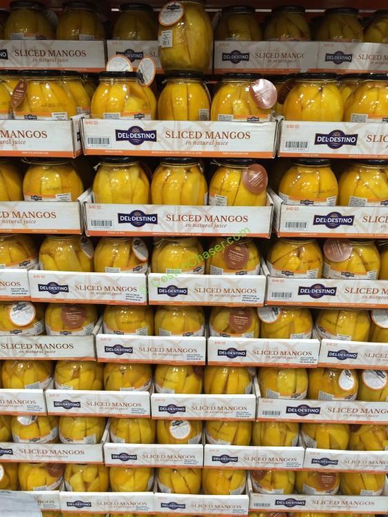 Costco 992830 Del Destino Sliced Mangos In Juice All