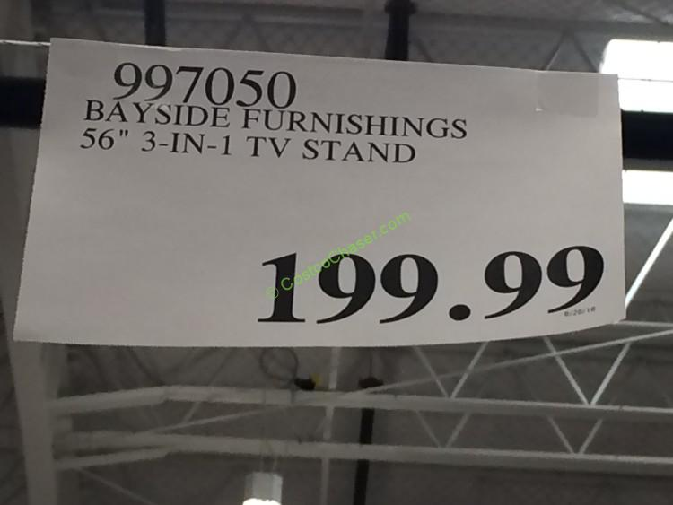 Costco-997050- Bayside-Furnishings-56- 3-in-1-TV-Stand-tag