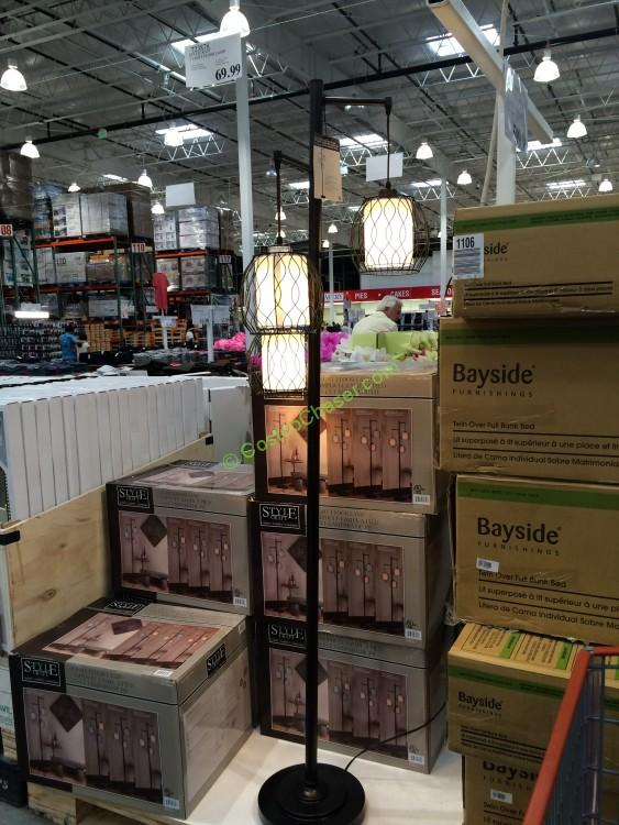 Stylecraft 3 light floor lamp crafting stylecraft 3 light floor lamp costcochaser aloadofball Images