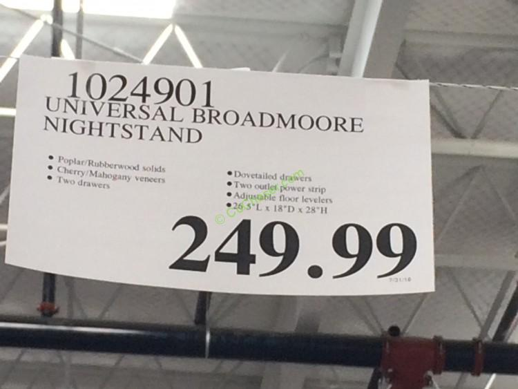 Costco-1024901-Universal-Broadmoore-Nightstand-tag