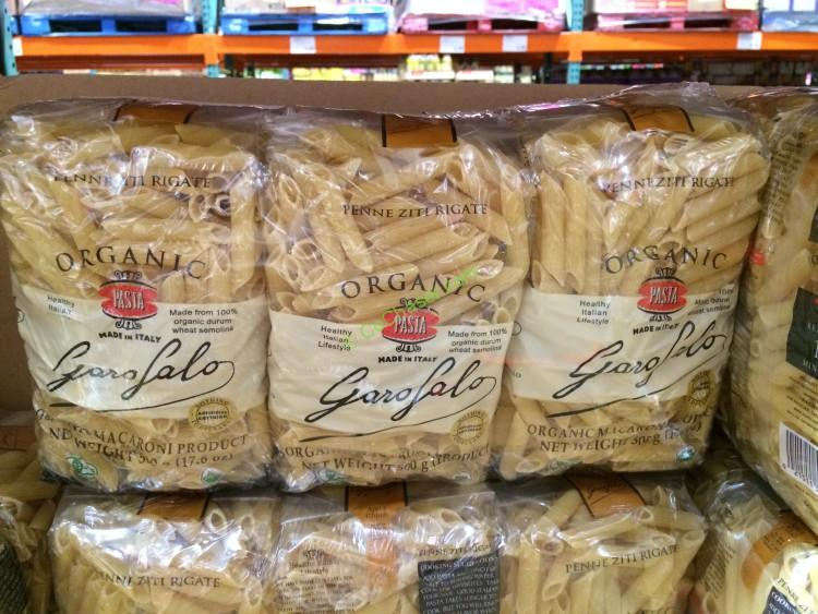 Garofalo Organic Penne Pasta 6/1.1 Pound Pack