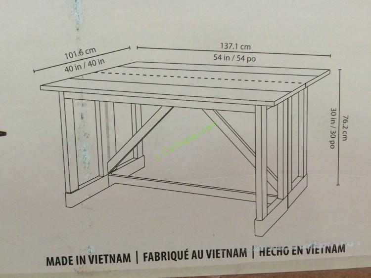 Klaussner Multifunctional Table Costcochaser