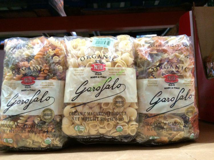 Garofalo Organic Tri Color Variety 6/1.1 Pound Pack