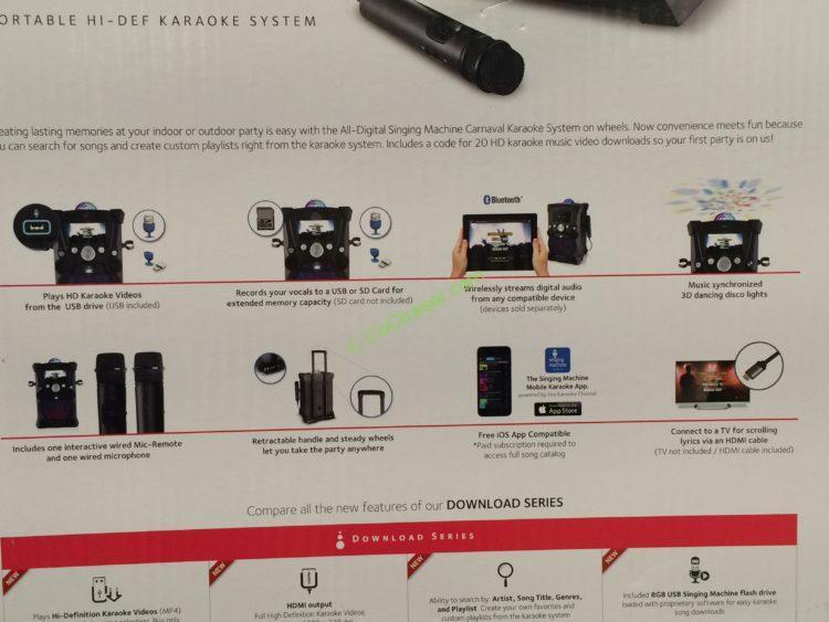 Costco-1009035-Singing-Machine-Portable-Karaoke-Machine-item