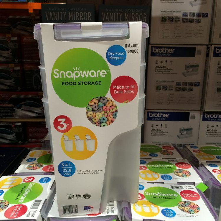 Costco-1040008-Snapware-3PK-Cereal-Keeper1