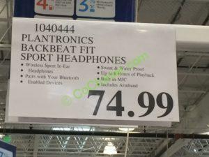 Costco-1040444-Plantronics-BackBeat-Fit-Bluetooth-Sport-Headphones-tag