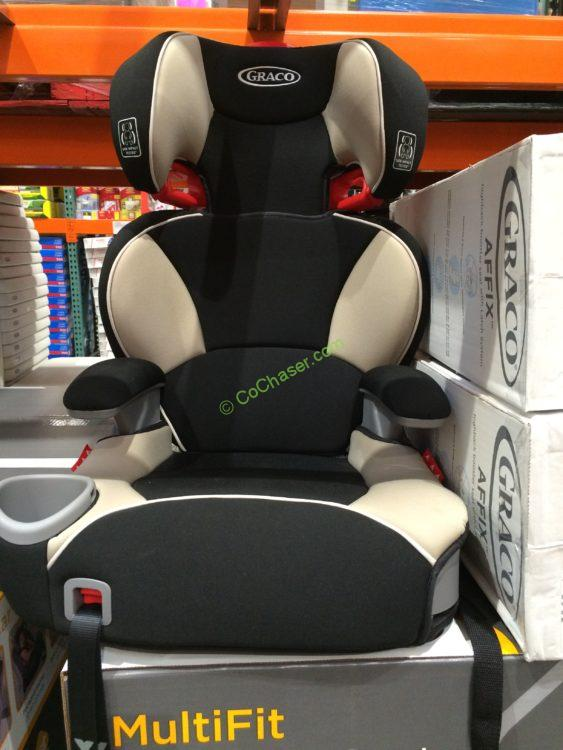 Graco Baby Products Affix Highback Booster Car Seat