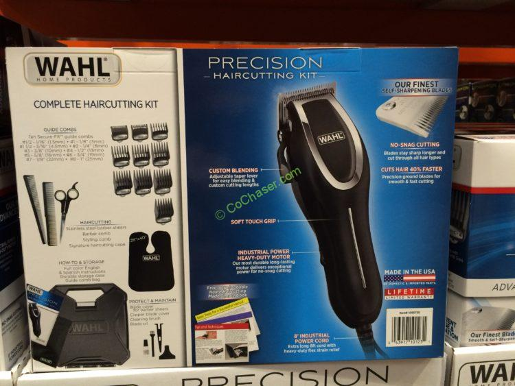 Wahl Precision Haircut Kit Costcochaser