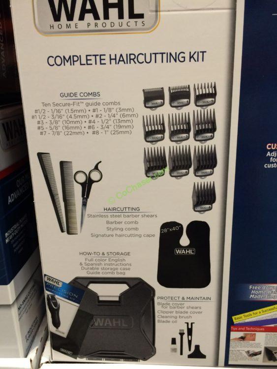 Costco 1056730 Wahl Precision Haircut Kit Item