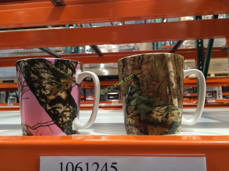 Mossy Oak Break-up Infinity Ceramic 6PC Mug Set