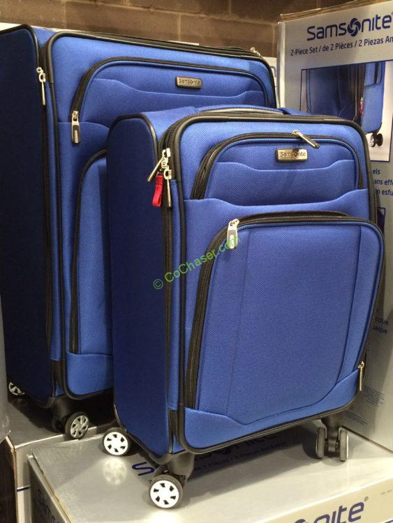 Samsonite 2PC Softside Set