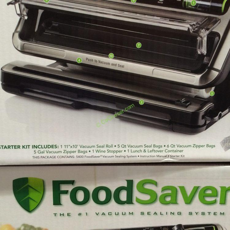 Foodsaver Fm5480 Automatic Vacuum Sealing System