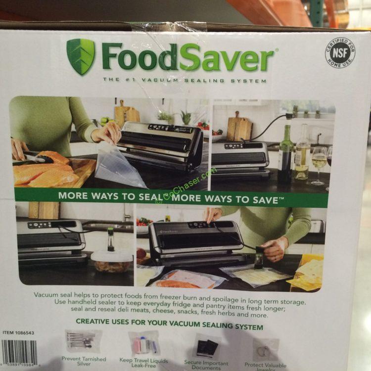 Foodsaver Fm5480 Automatic Vacuum Sealing System