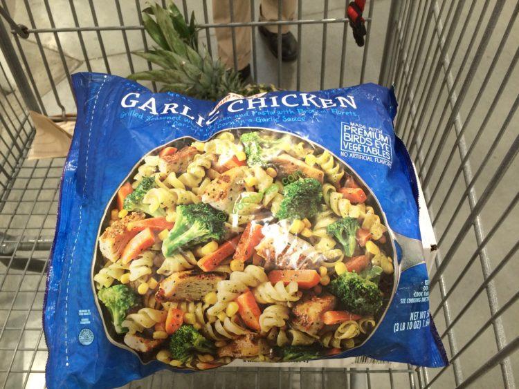 Birds Eye Garlic Chicken Meal 3.6 Pound Bag