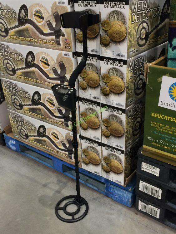Costco-371035-Discovery-22000Metal-Detector