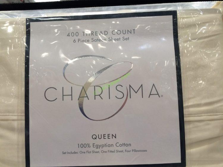 Charisma Sheet Set Queen Or King Costcochaser