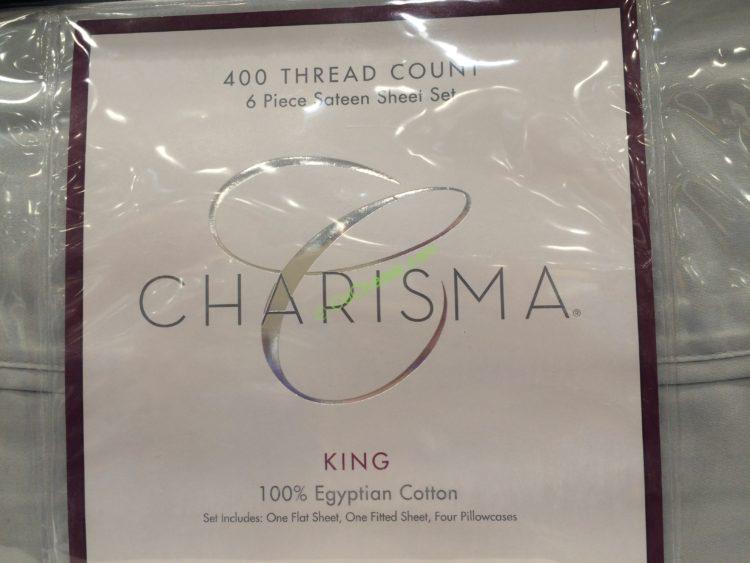 Charisma Sheet Set Queen Or King Costcochaser