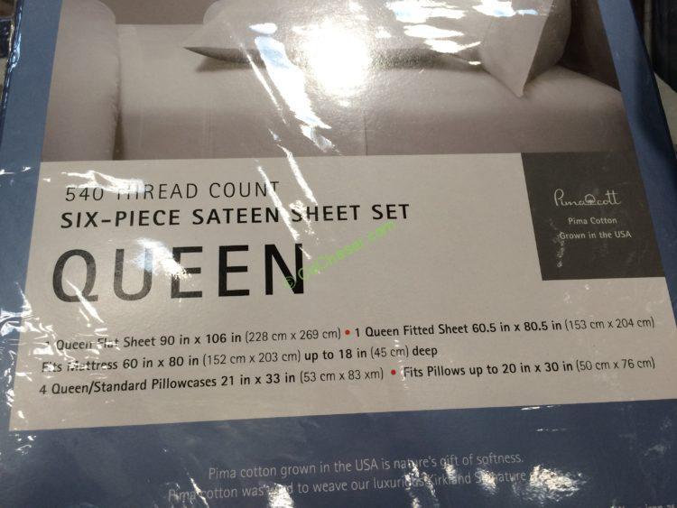 Costco-577764-Kirkland-Signature-Sheet-Set-Queen-face