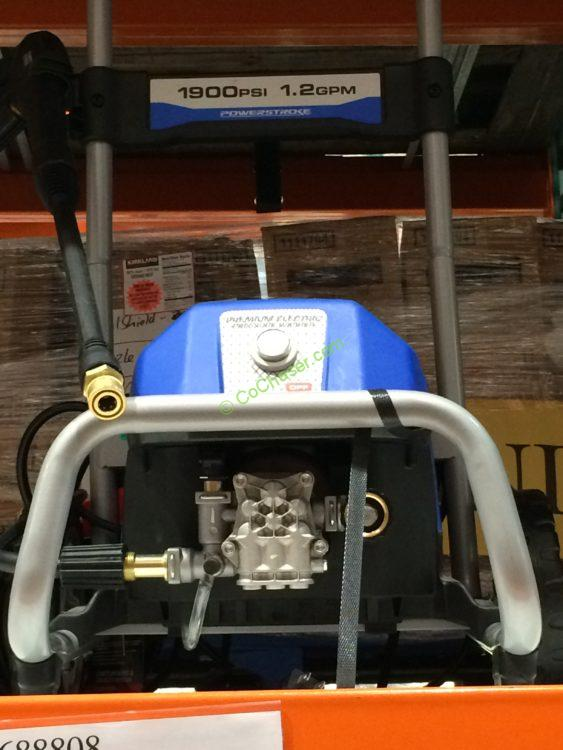 Powerstroke 1900 Psi Electric Pressure Washer Costcochaser