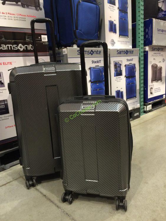 Samsonite Carbon Elite 2PC Hardside Set